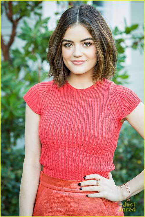 cute-and-easy-hairstyles-for-short-hair Cute Easy Hairstyle Ideas for Short Hair