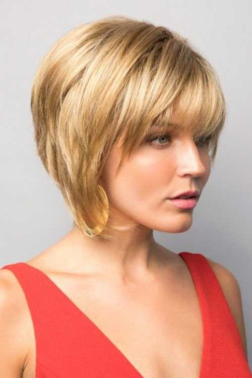 cute-easy-hairstyles-for-short-layered-hair-1 Cute Easy Hairstyle Ideas for Short Hair