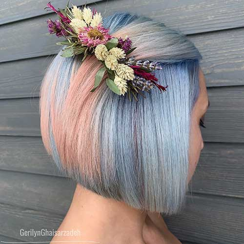 cute-hair-colors-for-short-hair-1 Best Cute Short Haircuts 2019