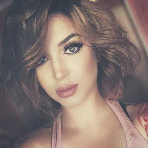 cute-short-haircuts-with-bangs Best Cute Short Haircuts 2019