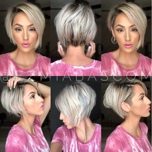 cute-short-hairstyles-2 Best Cute Short Haircuts 2019