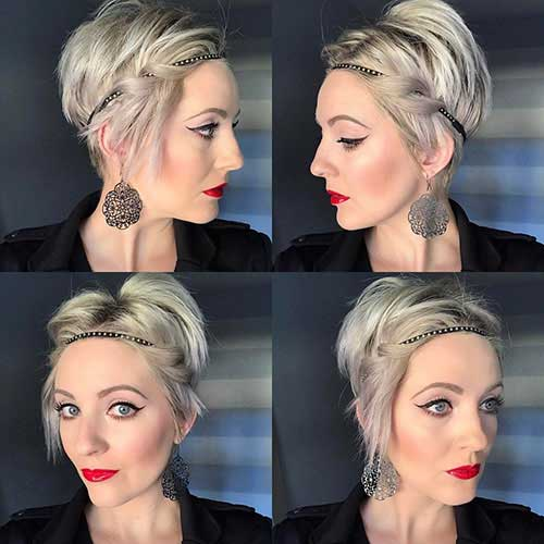 cute-styles-for-short-hair-2 Best Cute Short Haircuts 2019