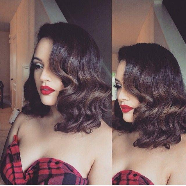 elegant-retro-hairstyles-for-women-vintage-hairstyles-7 Elegant Retro Hairstyles 2019 – Vintage Hairstyles for Women