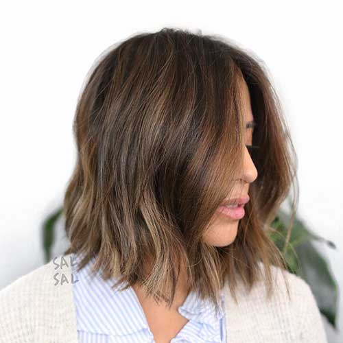 short-hair Best Short Hairstyle Ideas 2019