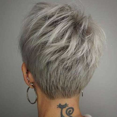 short-haircuts-for-women-over-50-back-view-1 Back View Of Short Layered Haircuts