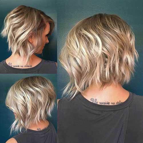 short-layered-bob-back-view-1 Back View Of Short Layered Haircuts