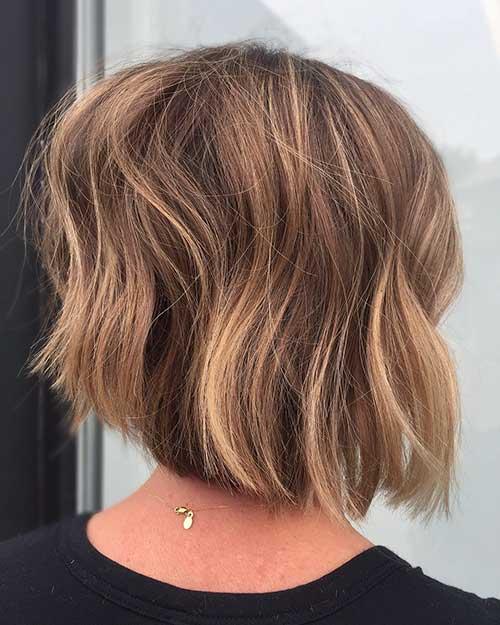 short-layered-bob-back-view-2 Back View Of Short Layered Haircuts