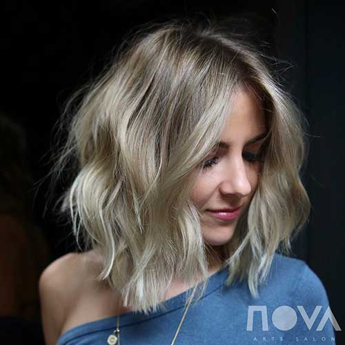 short-layered-bob Best Short Hairstyle Ideas 2019