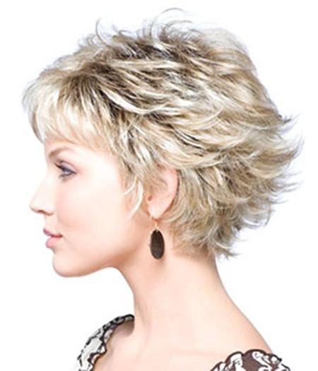 Awesome-Wavy-Bob-Cut New Cute Short Haircuts