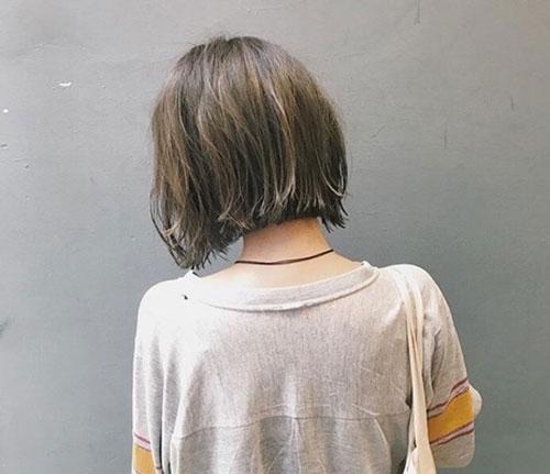 Bob-Style-Haircut-Back-View Latest Bob Style Haircuts