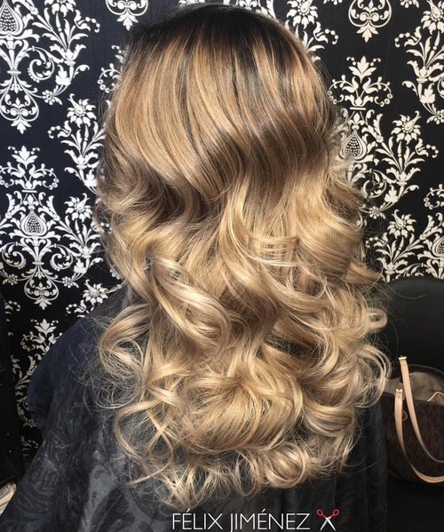 Bronde-Balayage Best Hair Colors for Winter 2019: Hottest Hair Color Ideas