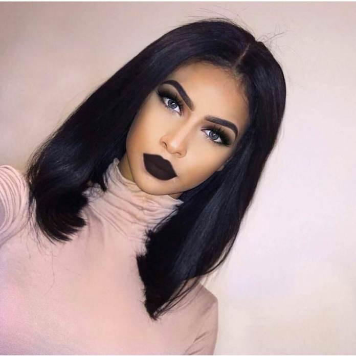 Dark-theme Stunning Hairstyles for Black Hair 2019
