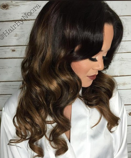 Glossy-Brunette Best Hair Colors for Winter 2019: Hottest Hair Color Ideas