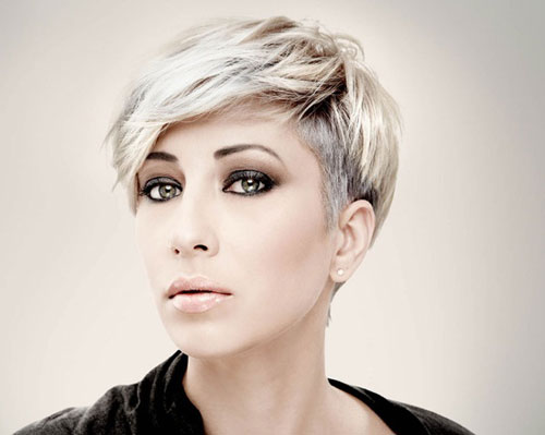 Hair-color-and-cut-trends Best Short Hair Color Trends 2019