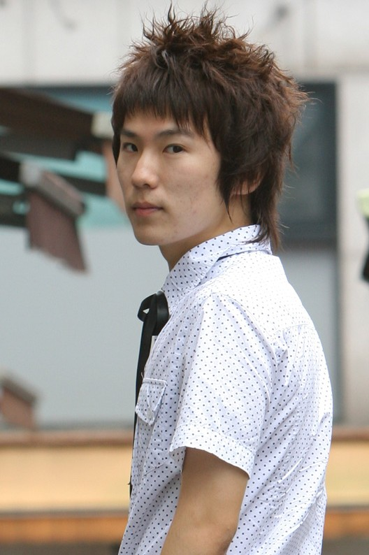 Hot-Korean-Hairstyles-for-Guys Cool Korean and Japanese Hairstyles for Asian Guys