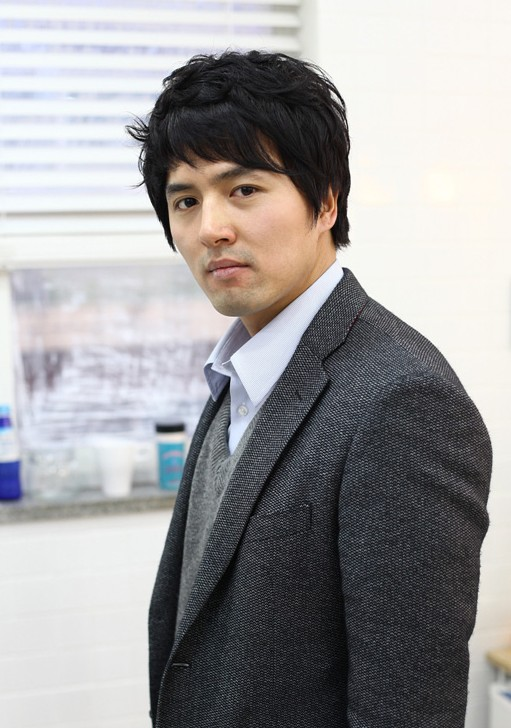 Korean-Business-Haircut-for-Business-Men Cool Korean and Japanese Hairstyles for Asian Guys
