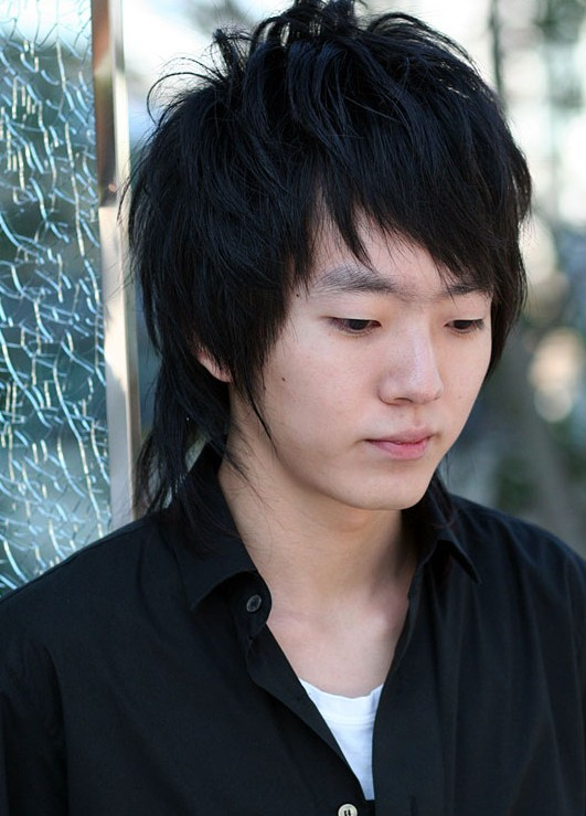 Korean-Hair-Styles-for-Guys Cool Korean and Japanese Hairstyles for Asian Guys