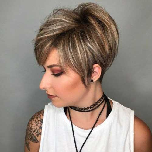 Modern-Hair-Cut Pixie Hairstyles for the Best View