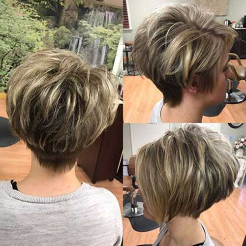 Pixie-Bob-Cut Short Hairstyles for Women Over 40 to Explore New Look