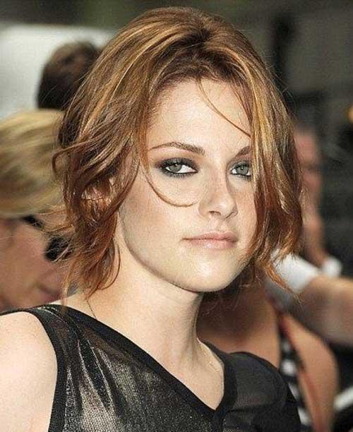 Short-Flat-Messy-Hair Messy Hairstyles for Short Hair