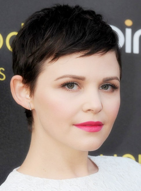 Short-Haircut-with-Short-Bangs Chic Short Cuts You Should Not Miss - Short Hair Trends for 2019