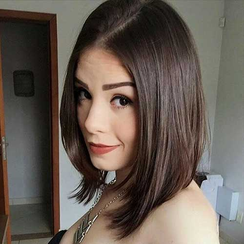 Short-Hairstyle-For-Oval-Hairstyles Best Short Hairstyle Ideas for Oval Faces