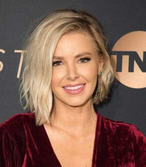 Short-Hairstyle-for-Women-Over-40 Short Hairstyles for Women Over 40 to Explore New Look