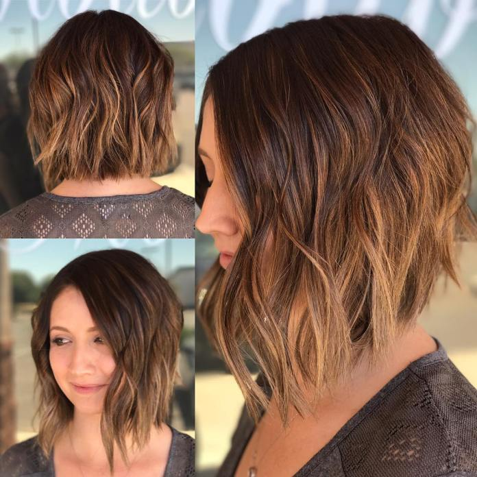 Simple-easy-bob-hairstyle-12 Modern Bob Hairstyles for 2019 – Best Bob Haircut Ideas