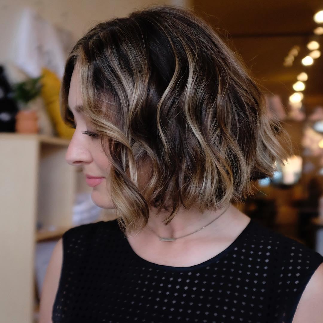 Simple-easy-bob-hairstyle-5 Modern Bob Hairstyles for 2019 – Best Bob Haircut Ideas