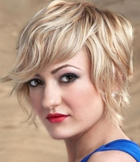 Textured-Short-Haircut Chic Short Cuts You Should Not Miss - Short Hair Trends for 2019