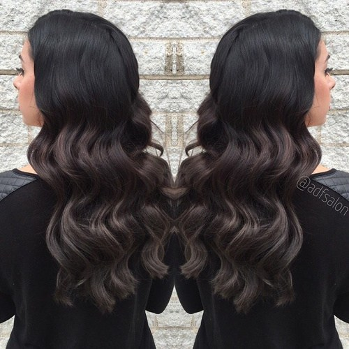Totally-Dark Gorgeous Ways to Rock Blonde and Sliver Hair