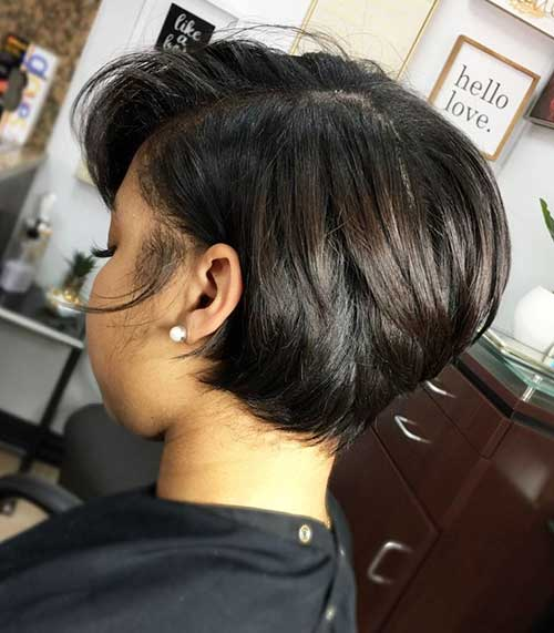 cute-short-hairstyles-for-black-females Cute Short Black Haircut Ideas
