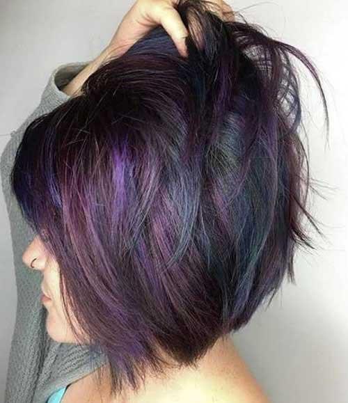cute-short-layered-haircuts-1 Popular Short Layered Hairstyle Ideas
