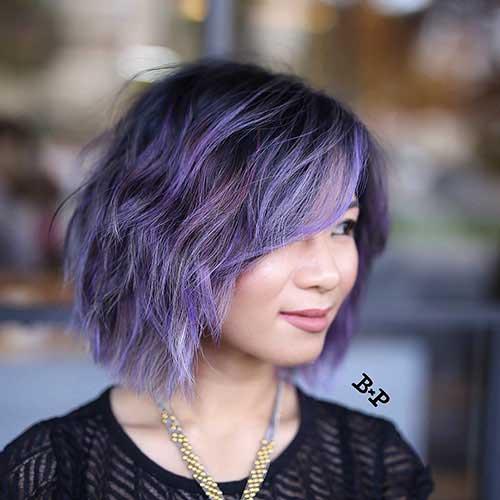 short-choppy-layered-bob-2 Popular Short Layered Hairstyle Ideas