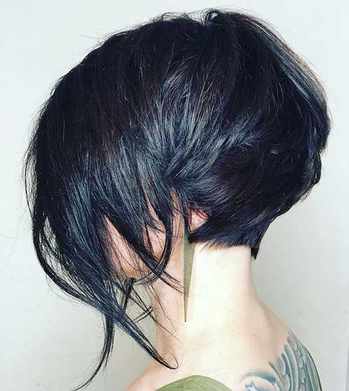 short-layered-hairstyles-2 Popular Short Layered Hairstyle Ideas