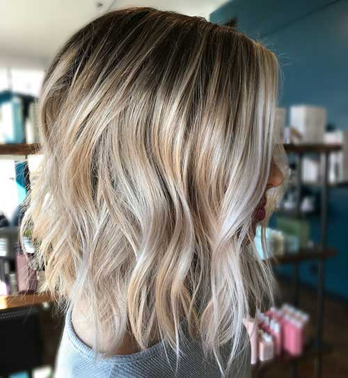 short-layered-hairstyles-for-wavy-hair Popular Short Layered Hairstyle Ideas