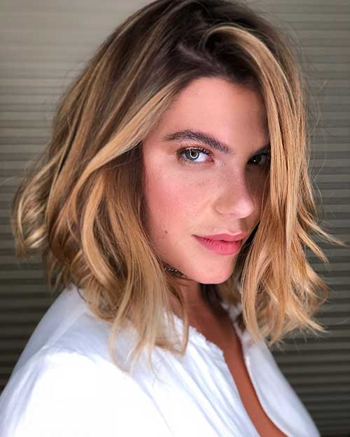 short-layered-hairstyles Popular Short Layered Hairstyle Ideas