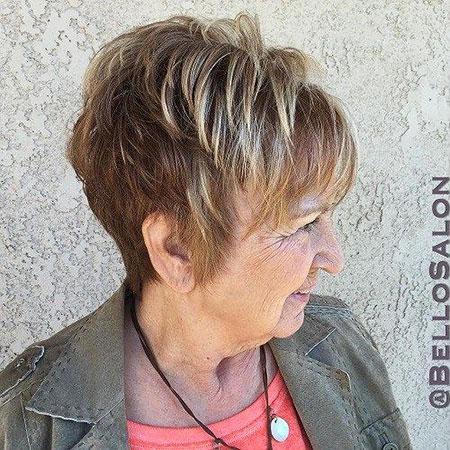 2-Short-Hairtyles-for-Fine-Hair-Over-60-558 Short Hairstyles for Fine Hair Over 60