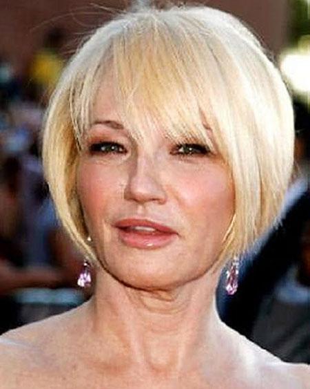 4-Short-Hairtyles-for-Fine-Hair-Over-60-560 Short Hairstyles for Fine Hair Over 60