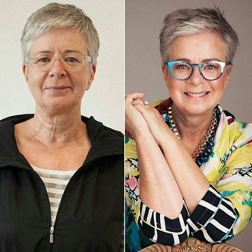 Best-Short-Haircut-for-Over-50 New Short Haircuts for Older Women with Fine Hair