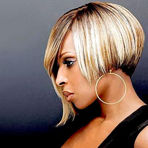 Black-women-with-hair-color Best Short Hair Colors