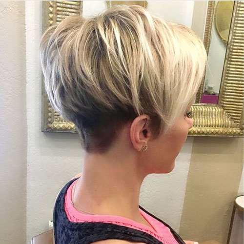 Blonde-Pixie-1 Ideas About Short Pixie Haircuts for Women