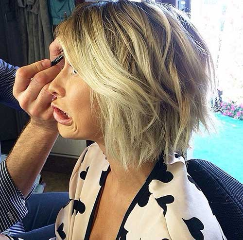 Bob-Hair-with-Short-Hairstyle-for-2019 Short Hairstyles 2019 Trends
