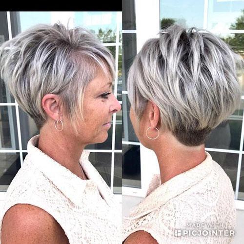 Chic-Short-Pixie-Cut Ideas About Short Pixie Haircuts for Women