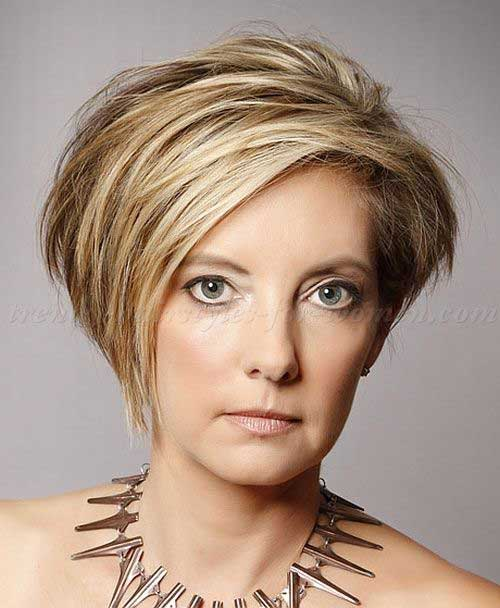 Convence-bob-haircuts Short Hair Styles for Women Over 40