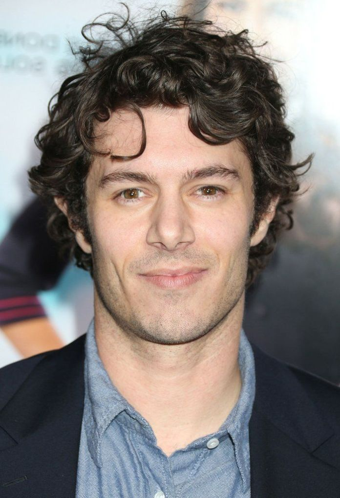 Curly-and-a-Charming-Look Mens Hairstyles Over 40 for Dapper Look