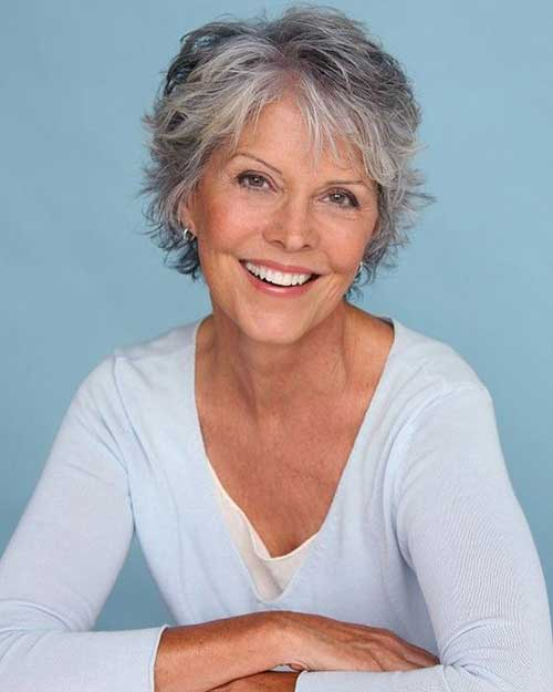 Ideas-of-Short-Hairstyles-for-Women-Over-50.1 Ideas of Short Hairstyles for Women Over 50