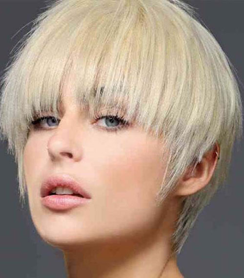 Latest-Cute-Hairstyles-for-Short-Hair-9 Latest Cute Hairstyles for Short Hair
