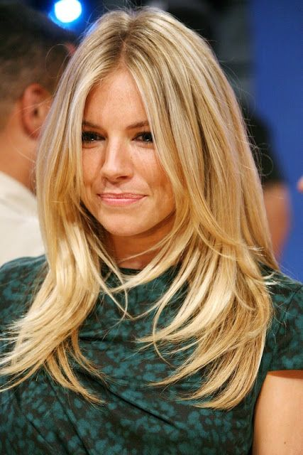 Long-Layered-Blond-Straight-Hairstyle Fabulous Long Layered Hairstyles