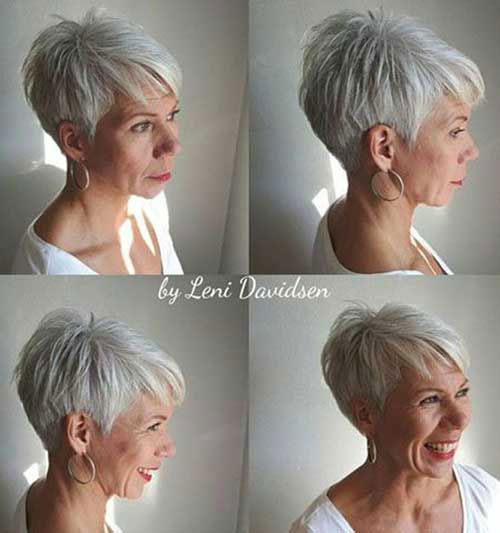 Modern-Haircut Top Short Hairstyles for Fine Thin Hair